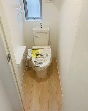 3号棟トイレ