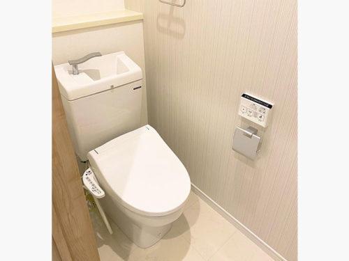 2号地トイレ