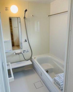 5号棟浴室(風呂)