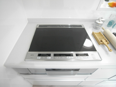 キッチンIHコンロ(キッチン)
