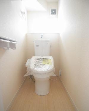 4号棟トイレ