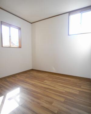 洋室3納戸(寝室)