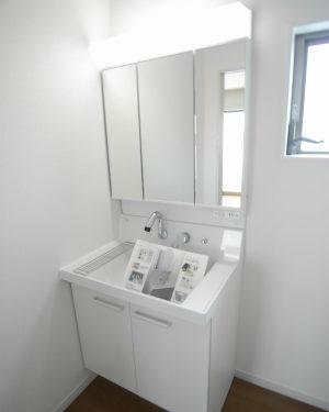 1号棟洗面所