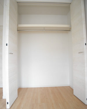 洋室1収納(寝室)