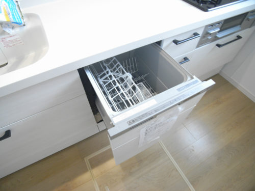 3号棟キッチン食洗機(キッチン)