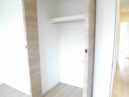 3号棟洋室1収納