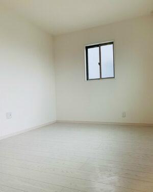 洋室6帖西側(寝室)