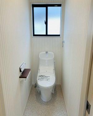 2号地トイレ(内装)